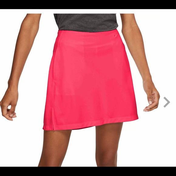 Nike Golf Skirt. Cardinal red & NWTs